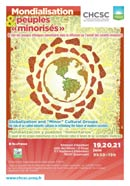 affiche colloque mondialisation