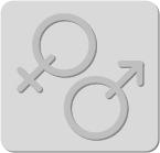 symbole homme femme